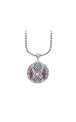 Lagos Caviar Talisman Necklace 07-81039-AB34 product image