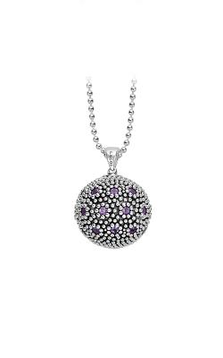 Lagos Caviar Talisman Necklace 07-81040-AB34 product image