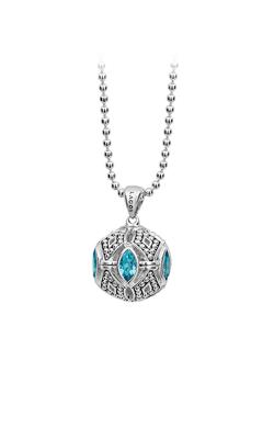 Lagos Caviar Talisman Necklace 07-81050-BB34 product image