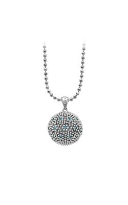 Lagos Caviar Talisman Necklace 07-81052-BB34 product image