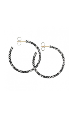 Lagos Signature Caviar  Earrings 01-80718-35 product image