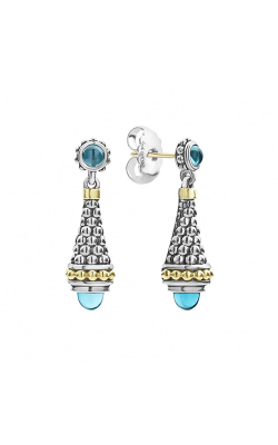 Lagos Signature Caviar  Earring 01-81728-B product image