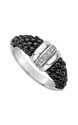 Lagos Black Caviar Fashion ring 02-80640-CB7 product image