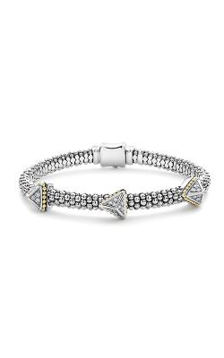 Lagos Diamond And Caviar  Bracelet 05-81309-DDM product image