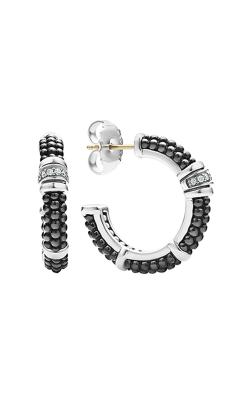 Lagos Black Caviar Earring 01-81745-CB product image