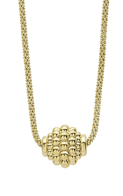Lagos Caviar Gold Necklace 04-10491-16 product image