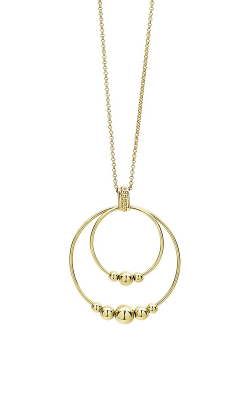 Lagos Caviar Gold Necklace 04-10493-ML product image