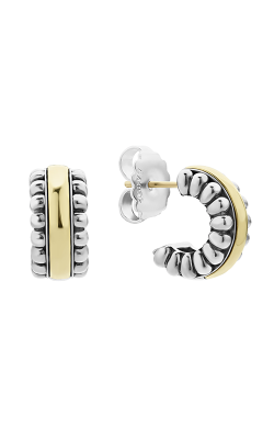 Lagos Signature Caviar  Earrings 01-80831-S product image