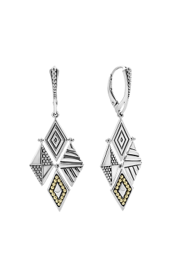 Lagos Signature Caviar  Earrings 01-81297-M product image