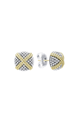 Lagos Signature Caviar  Earrings 01-81836-00 product image
