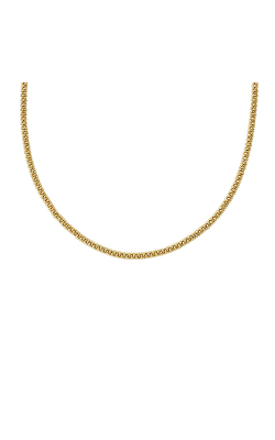 Lagos Caviar Gold Necklace 04-10317-16 product image