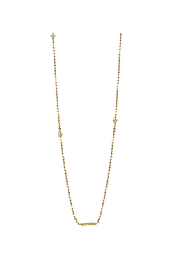 Lagos Caviar Gold Necklace 04-10406-ML product image