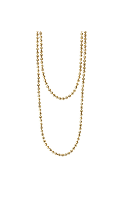 Lagos Caviar Gold Necklace 04-10418-34 product image