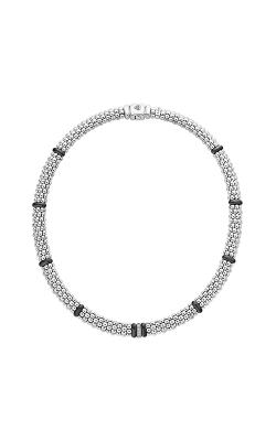 Lagos Black Caviar  Necklace 04-81106-CB18 product image