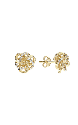 Lagos Love Knot Earrings 01-10529-00 product image