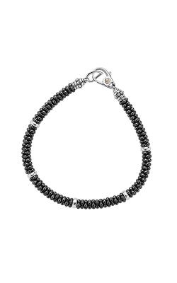 Lagos Black Caviar  Bracelet 05-81095-CBS product image