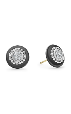 Lagos Black Caviar Earrings 01-81878-CB product image