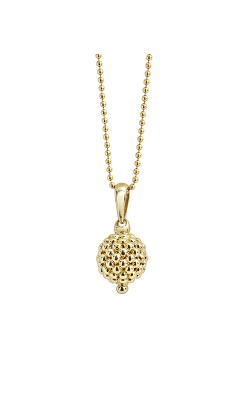 Lagos Caviar Gold Necklace 07-10168-B30 product image