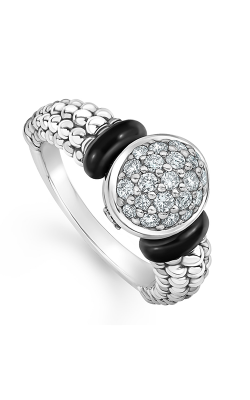 Lagos Black Caviar Fashion Ring 02-80723-CB6 product image