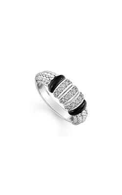 Lagos Black Caviar Fashion Ring 02-80733-CB7 product image
