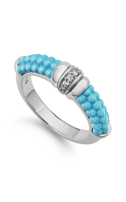 Lagos Blue Caviar Fashion Ring 02-80639-CT7 product image