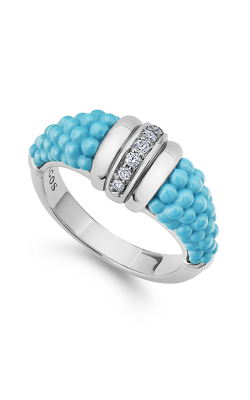 Lagos Blue Caviar Fashion Ring 02-80640-CT7 product image
