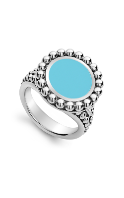 Lagos Blue Caviar Fashion Ring 02-80704-CT7 product image