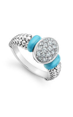 Lagos Blue Caviar Fashion Ring 02-80723-CT7 product image