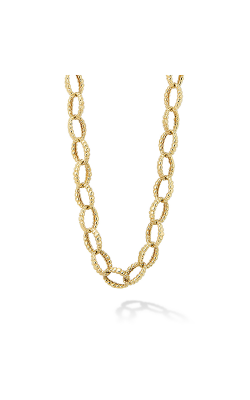 Lagos Caviar Gold Necklace 04-10305-18 product image