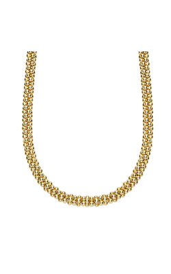 Lagos Caviar Gold Necklace 04-10510-16 product image