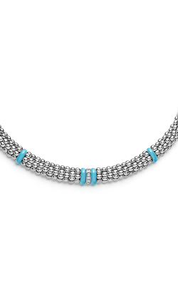 Lagos Blue Caviar Necklace 04-81106-CT16 product image