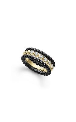 Lagos Caviar Gold Fashion Ring 02-10303-CB7 product image