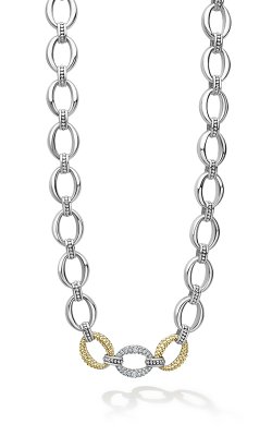 Lagos Caviar Lux Necklace 04-81165-DD18 product image