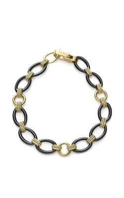 Lagos Gold & Black Caviar Bracelet 05-10350-CB7 product image