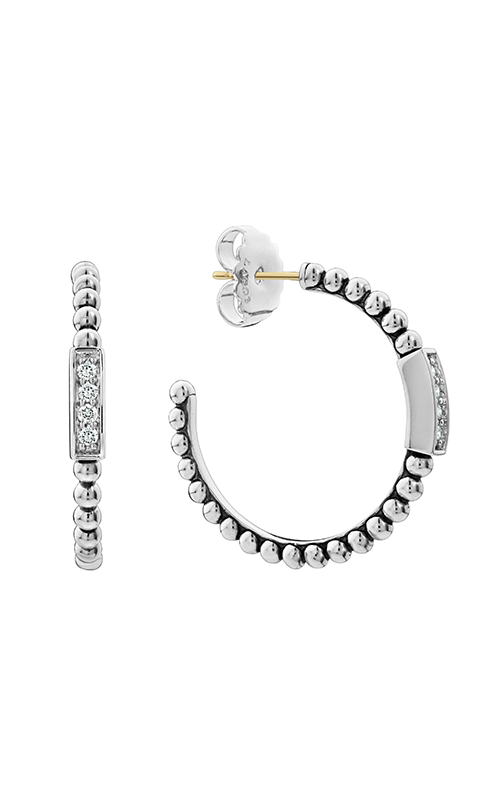 Lagos Caviar Spark Earrings 01-81651-DD product image