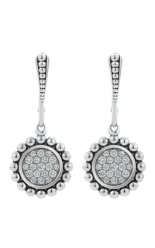 Lagos Caviar Spark Earrings 01-81789-DD product image