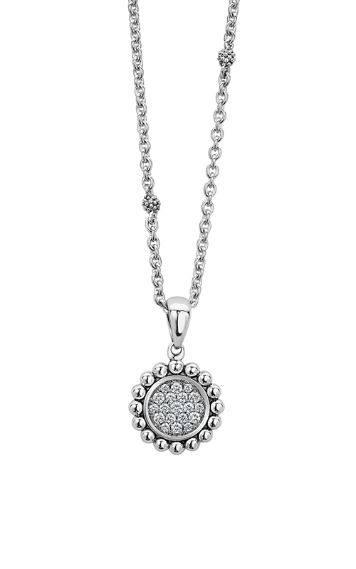 Lagos Caviar Spark Necklace 07-81123-DDML product image