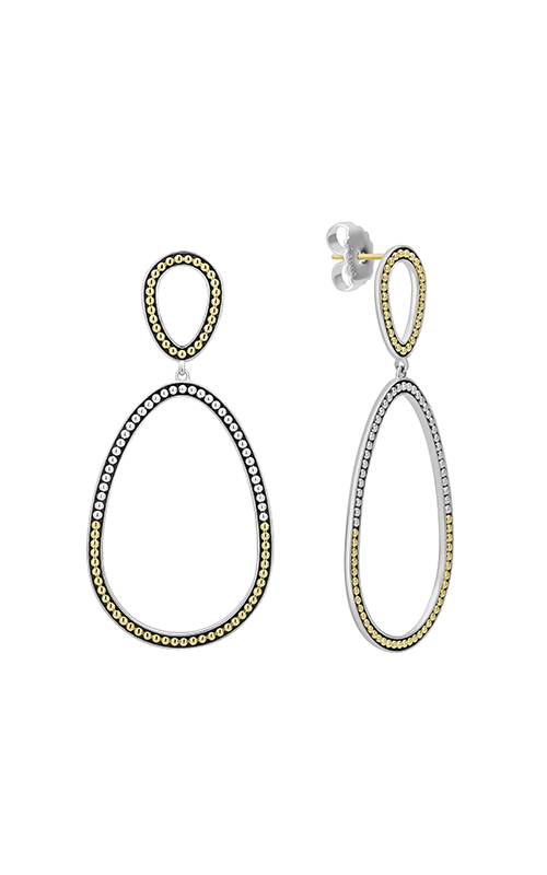 Lagos Signature Caviar  Earrings 01-81817-00 product image