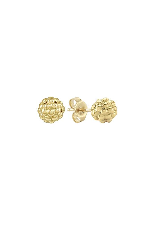 Lagos Caviar Gold Earrings 01-10434-00 product image