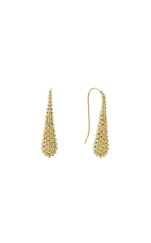 Lagos Caviar Gold Earring 01-11002-00 product image