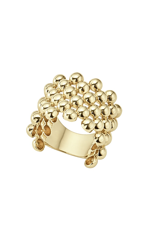 Lagos Caviar Gold Fashion ring 03-10195-7 product image