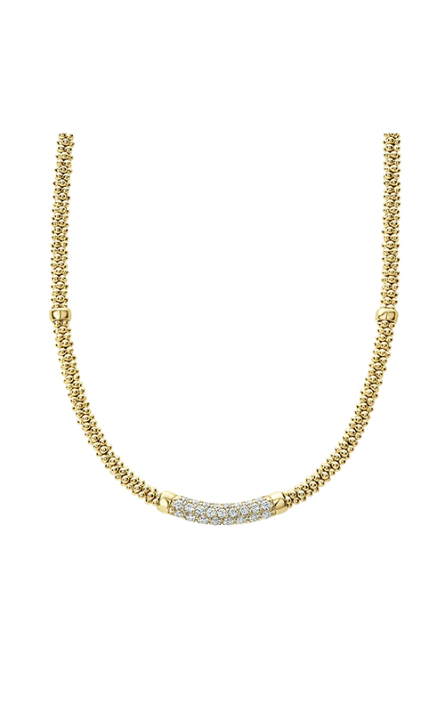 Lagos Caviar Gold Necklace 04-10471-DD16 product image