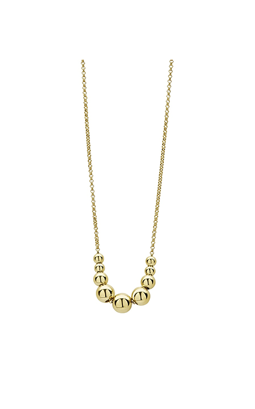 Lagos Caviar Gold Necklace 04-10494-ML product image