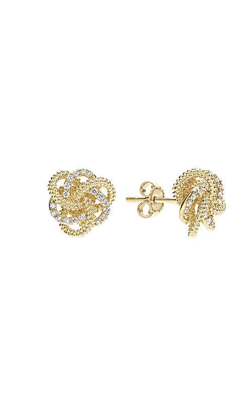 Lagos Love Knot Earring 01-10529-00 product image