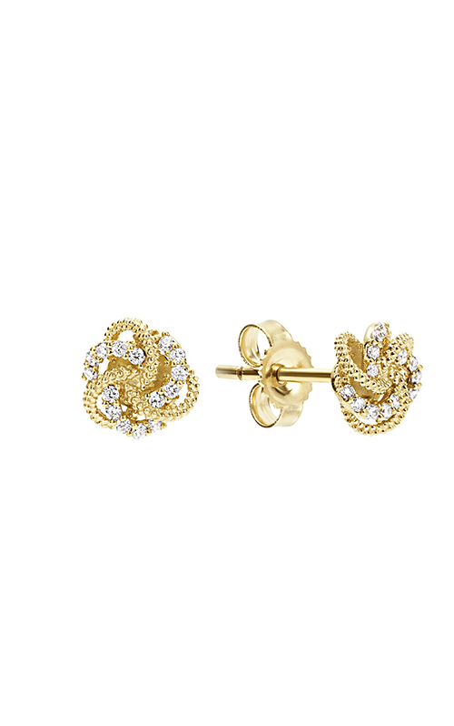 Lagos Love Knot Earrings 01-10532-00 product image