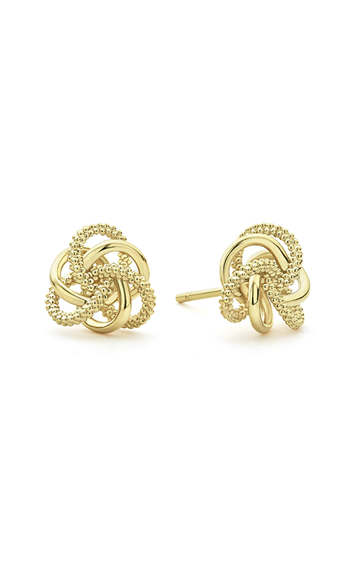 Lagos Love Knot Earring 01-10534-M product image
