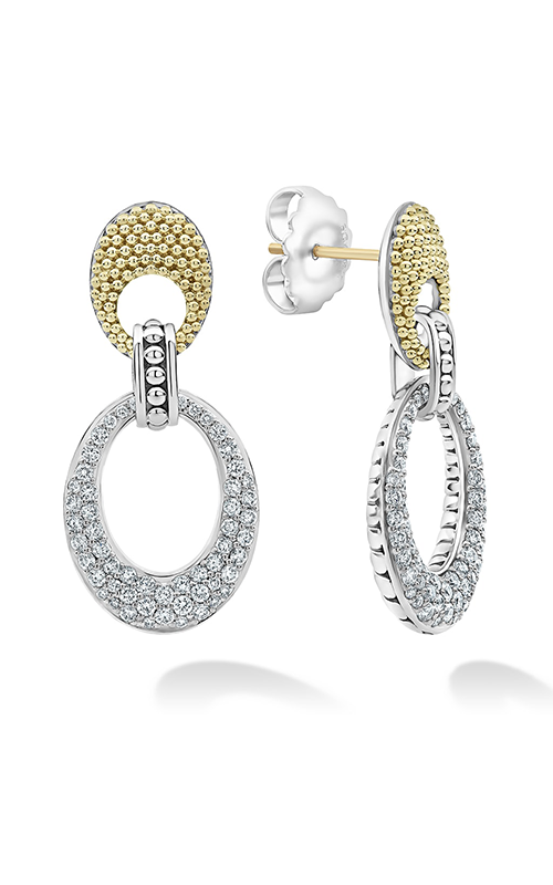 Lagos Caviar Lux Earring 01-81900-DD product image