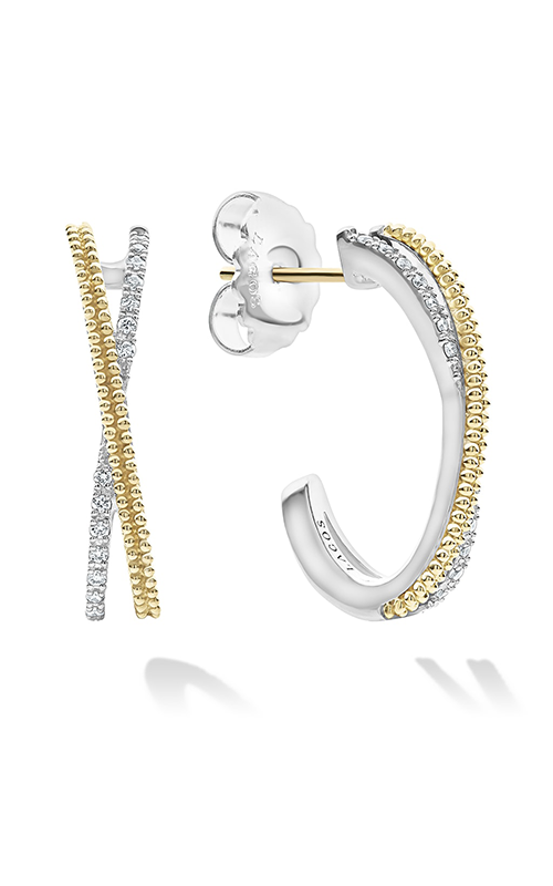 Lagos Caviar Lux Earring 01-81902-DD product image