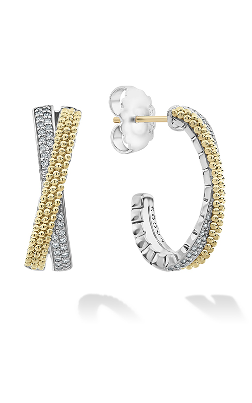 Lagos Caviar Lux Earrings 01-81903-DD product image