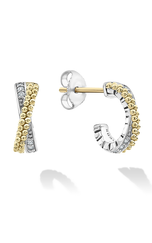 Lagos Caviar Lux Earrings 01-81905-DD product image